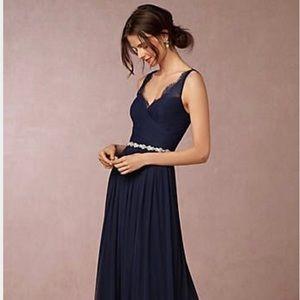 BLHDN Fleur Dress Navy (6)